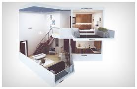 1 2 3 And 4 Bhk Designer Homes Pune Prithvi Edifice Prithivi 1 Bhk Duplex House Plans
