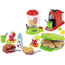 zubehör für kinderküche küchengeräte im set 3 stück mit viel zubehör für kinder ab 18