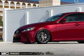 lexus is350 front tires dan young u0027s lexus is350 bc forged north america