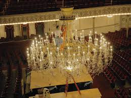 The Chandelier The Chandelier In Spmh Society For The