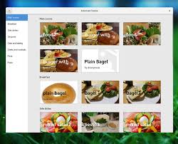 application cuisine yum gnome recipes is a cooking app for linux omg ubuntu