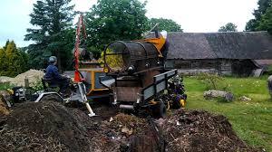 homemade gold trommel design home made rotary soil trommel compost screener soil and rock