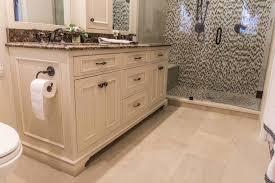 elegant u0026 earth tone bathroom remodel in rochester ny concept ii