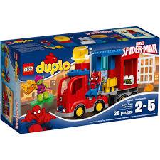 lego duplo spider man spider truck 10608 toys