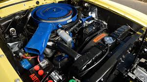 Ford Shelby Gt500 Engine 1969 Ford Shelby Gt500 Fastback F215 Kissimmee 2016