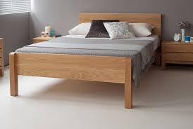 Solid Wood Bed Frames Uk A Solid Wood Bed Frame Combines Traditional Med Home Design