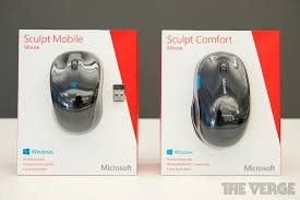 Ms Sculpt Comfort Desktop Microsoft Puts A Windows 8 Key On Its Latest Mice Hopes To