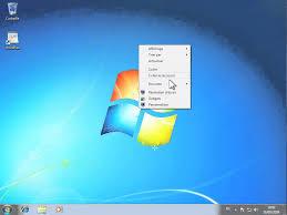 afficher bureau windows 7 windows 7 bureau ajouter ou supprimer des gadgets