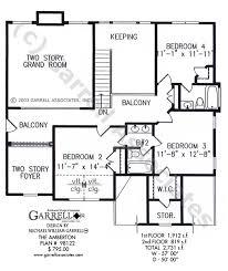 how to a house plan amberton house plan house plans by garrell associates inc