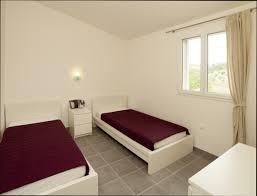 chambre a deux lits chambre deco décoration chambre deux lits