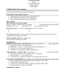 college student resume exles sle summer job resume for college student new summer job