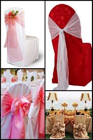 Diy Wedding Chair Covers 659 Best Chair Covers Images On Pinterest Wedding Chairs