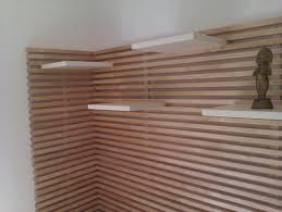 Wood Slats by Interior Design Wood Slat Wall Eames Shell Chair Ikea Fold Out