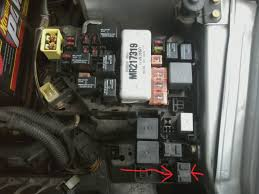 mitsubishi eclipse 3g fuse box wiring diagrams