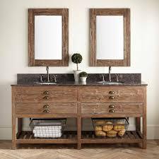 reclaimed wood bathroom mirror top 87 first class ikea bathroom mirror industrial reclaimed wood