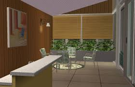 mod the sims 1954 mid century modern pacific living