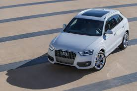 audi suvs 2015 2015 audi q3 reviews and rating motor trend