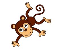how to draw a cartoon monkey in a few easy steps easy drawing guides