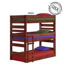 Solid Pine Bunk Beds Bunk Bed Solid Pine