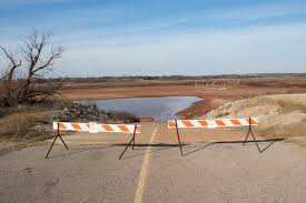 Oklahoma lakes images Drought stricken oklahoma communities dealing with prospect of jpg