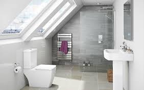 Bathroom In Loft Conversion The Best Bathroom Suites For Loft Conversions Victoriaplum Com