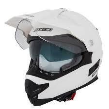 motocross helmet with visor spada intrepid plain enduro off road motocross motorcycle inner