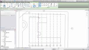 autodesk revit architecture adding grid lines youtube