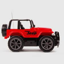 kids red jeep rc jeep 1 24 drift speed radio suv remote control off road vehicle