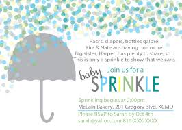 baby sprinkle invitation baby sprinkle sjsgreetingdesign