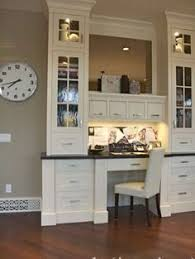 Kitchen Desk Design Gorgeous Desk In Kitchen Design Ideas Kitchen And Decor