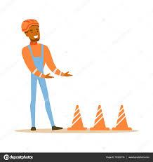 fläche kegel installieren kegel signale teil baustellen und construction