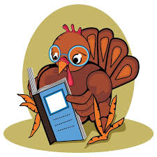turkey for thanksgiving book turkey reading a book clipart clipartxtras