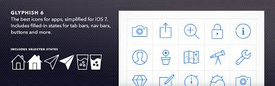 Iphone 5 Top Bar Icons Glyphish Icons For Ios 10 And Watchkit