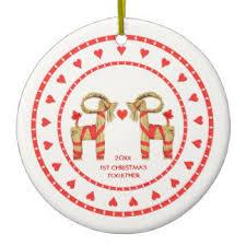 swedish straw goat ornaments keepsake ornaments zazzle
