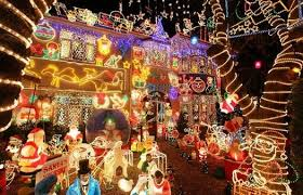 exterior outstanding outside christmas light decorations design