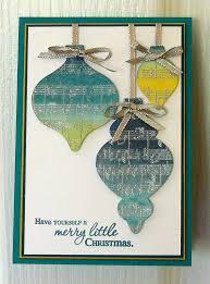 227 best cards su ornament keepsakes images on