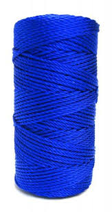 rosary twine marian royal blue 36 knotted rosary cord twine rosary cord