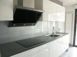 cuisine bi couleur agencement intérieur meuble sur mesure près de biarritz 64
