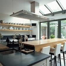 extensions kitchen ideas kitchen extensions contemporary kitchen ideas open shelves modern
