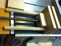 Woodworking Bench Vise Plans Diy Woodworking Bench Vise Diy Do It Your Self