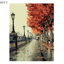 paintings for home decor online get cheap wall street artwork aliexpress com alibaba group
