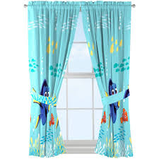 disney finding dory drapes set of 2 drapes curtains finding