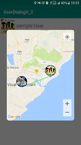 Here Maps Android Android How To Show Maps First And Then Download Image Markers