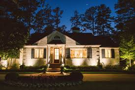 House Landscape Lighting Before And After Outdoor Lighting Outdoor Lighting Perspectives