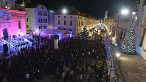 winter festival visit the pearl of the adriatic in winter