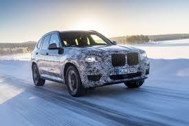 2018 bmw x3 world premiere set for june 26 at spartanburg plant