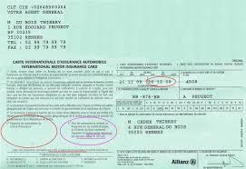 bureau direct assurance assurance auto à quoi sert la carte verte assurance auto sur