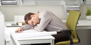 Picture Of Someone Sleeping At Their Desk How To Power Nap For All Day Energy Huffpost