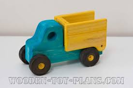 Plans For Wood Toy Trucks by Wood Toy Truck Plans