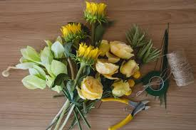 sunflower wedding bouquet sunflower wedding bouquet afloral